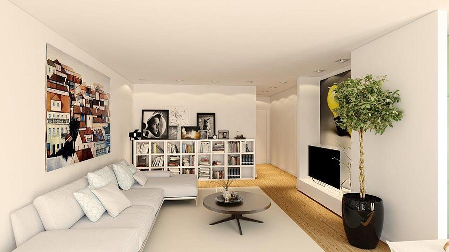 PF07145, Apartamento T1, Lisboa