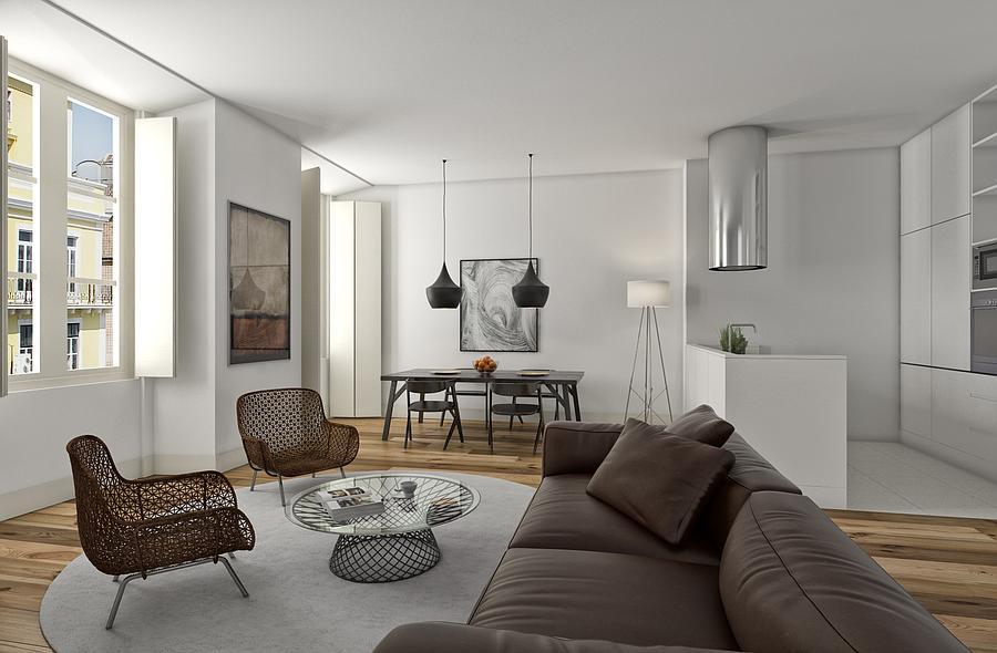 PF07907, Apartamento T2, Lisboa