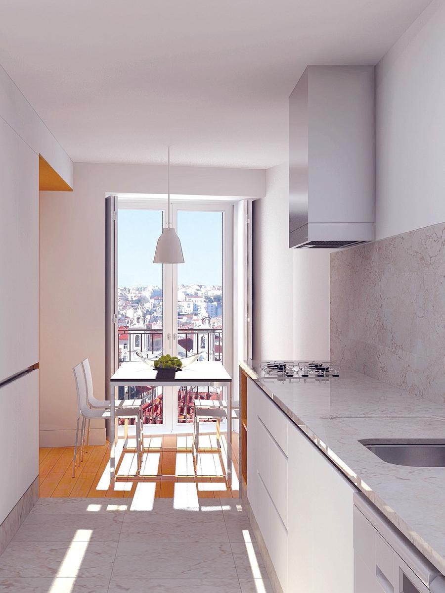 PF07909, Apartamento T1, Lisboa