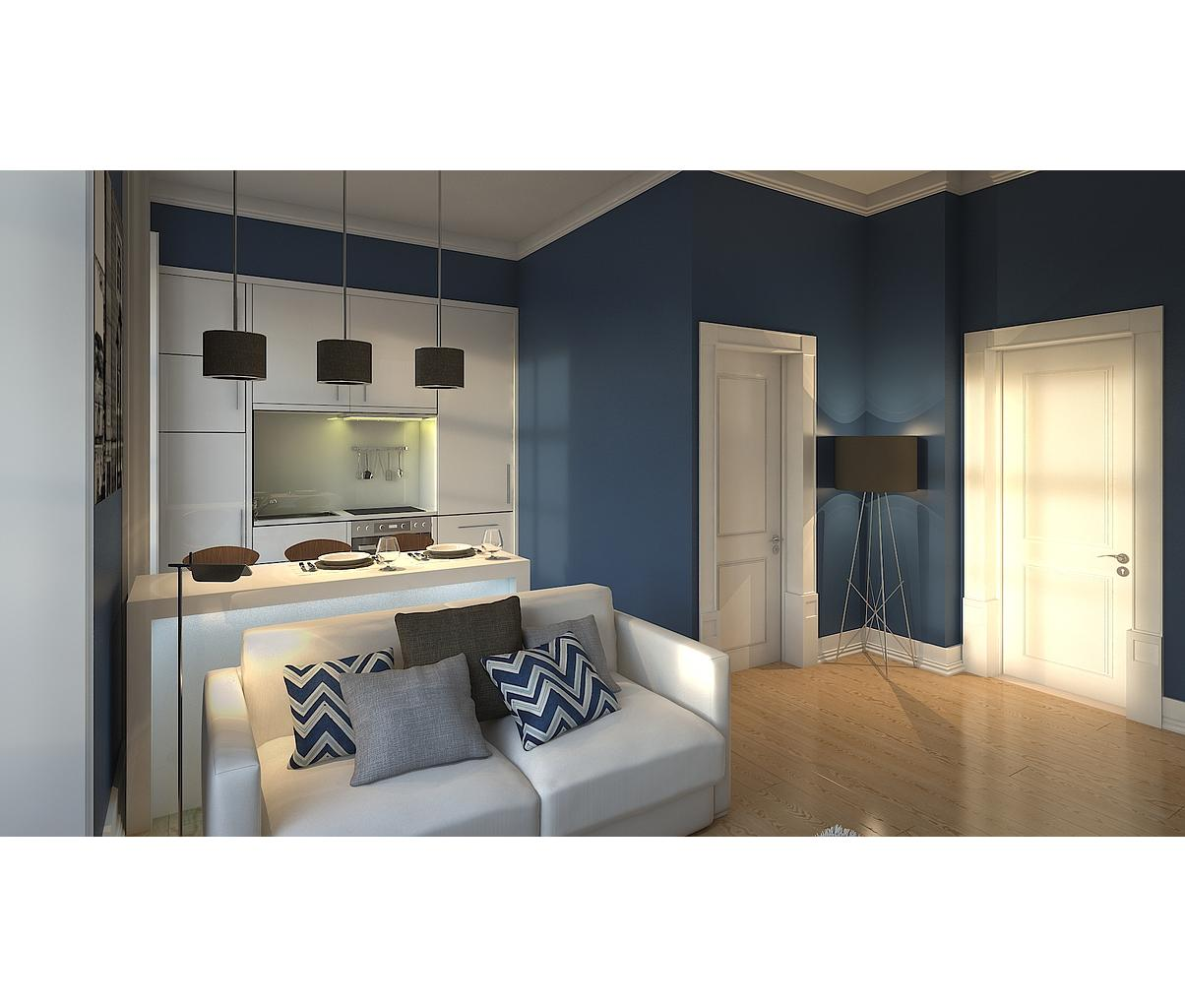PF07942, Apartamento T1, Lisboa
