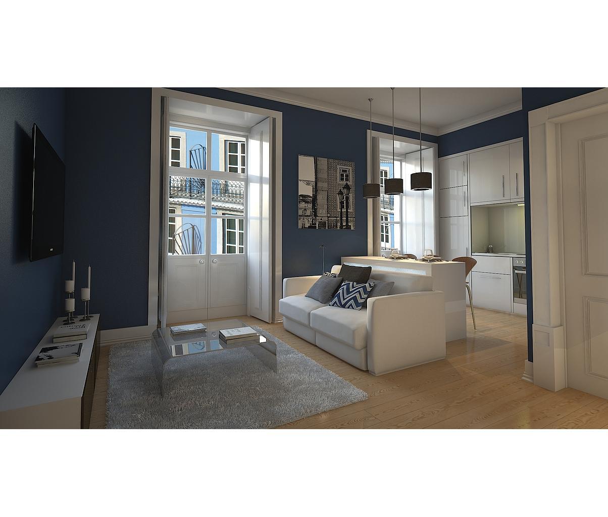 PF07946, Apartamento T1, Lisboa