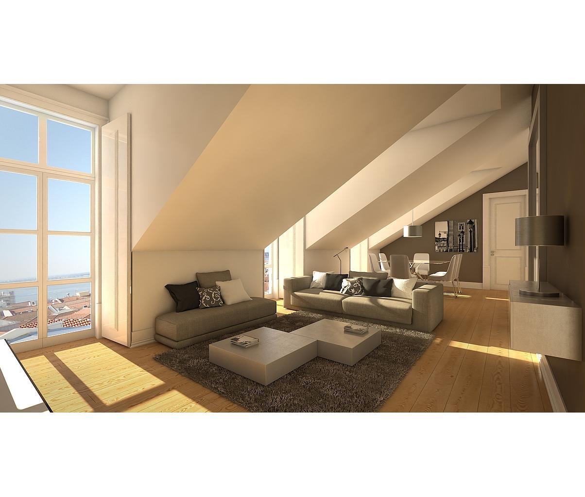 PF07956, Apartamento T1, Lisboa