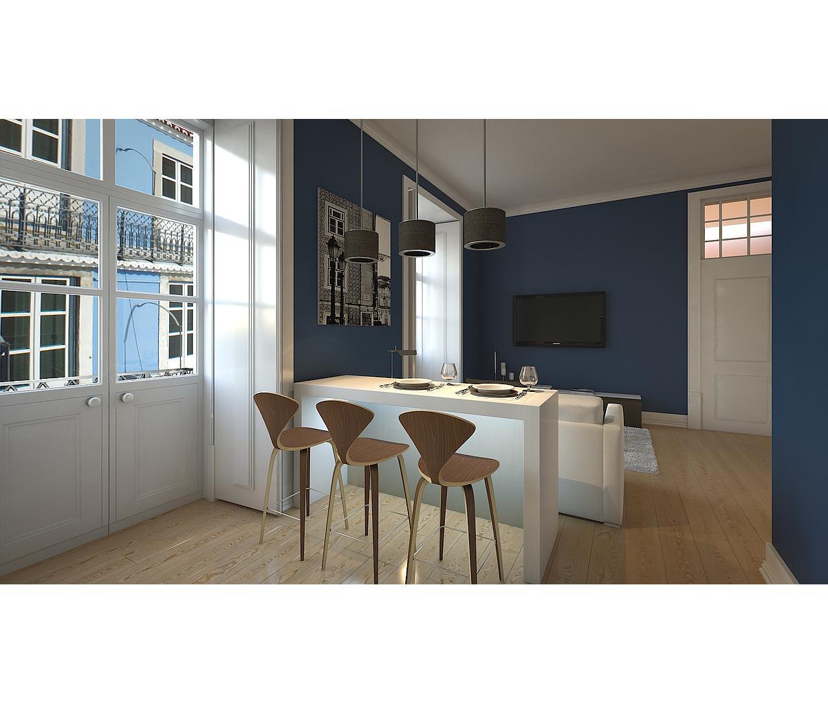 PF07960, Apartamento T1, Lisboa