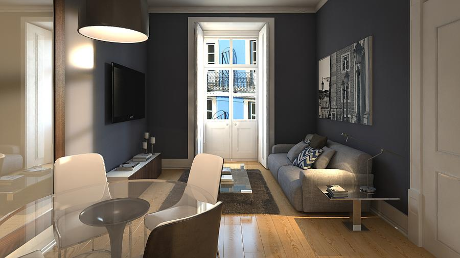 PF07964, Apartamento T1, Lisboa