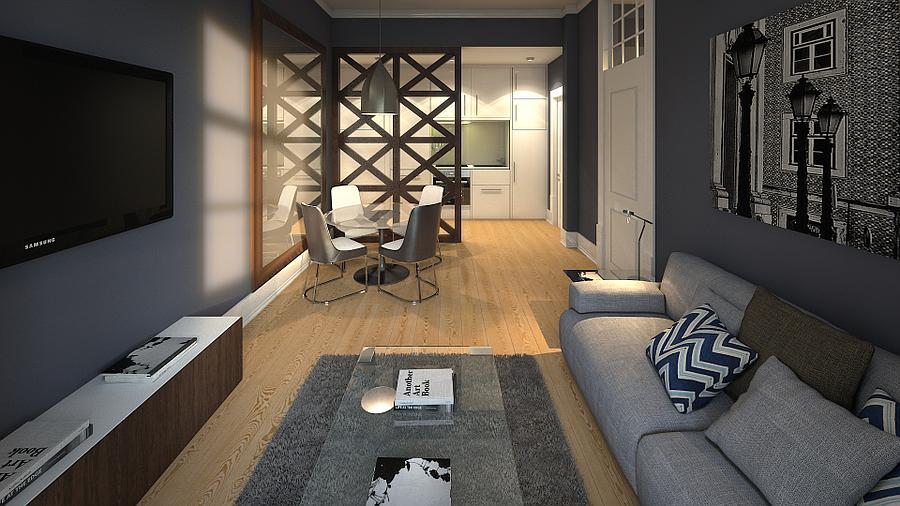 PF07965, Apartamento T1, Lisboa