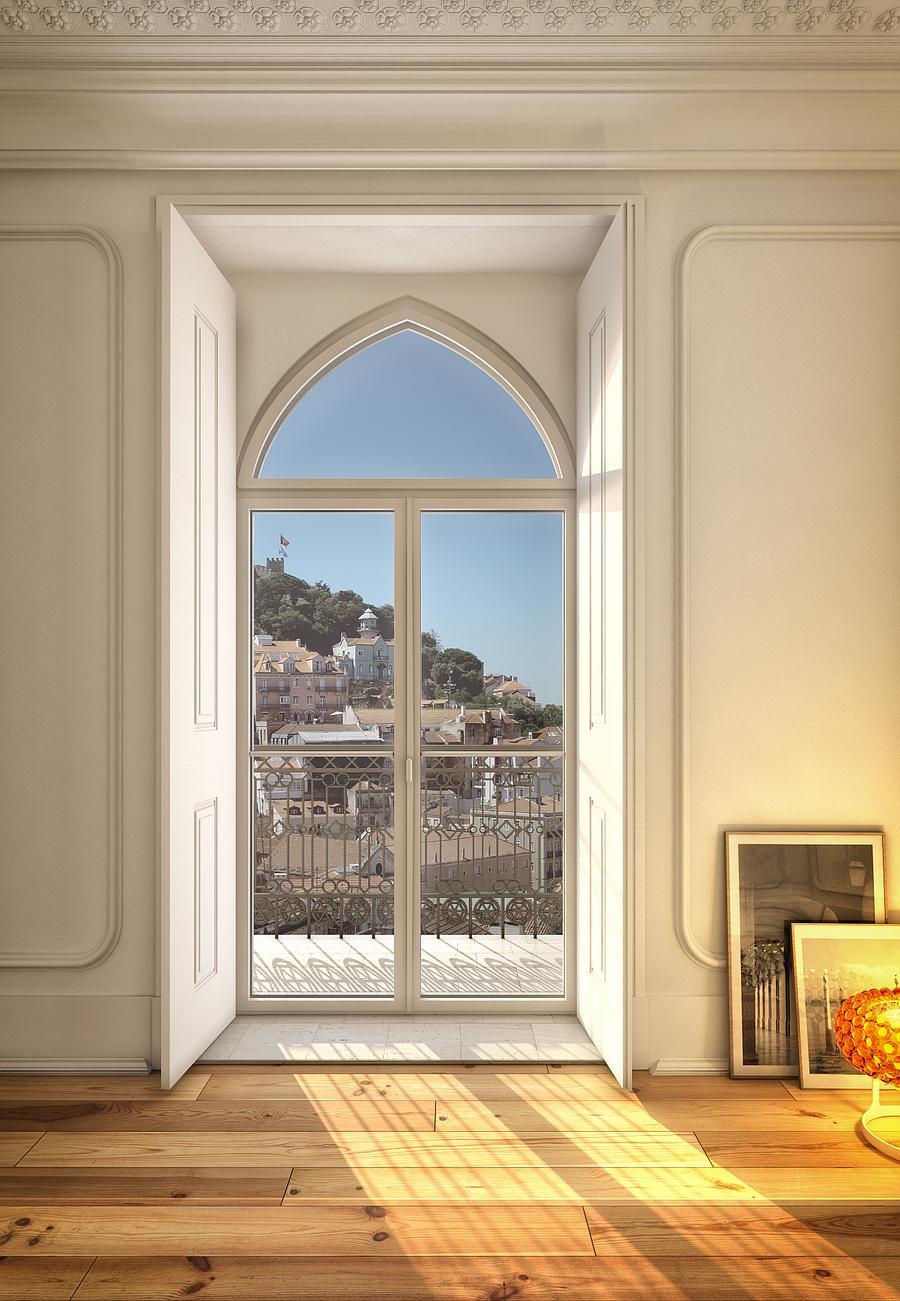 PF08011, Apartamento T1, Lisboa
