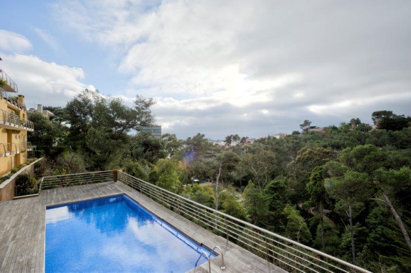 Appartementen voor Verkoop een t FABULOUS SEA VIEW APARTMENT. This amazing luxury Cascais, Portugal