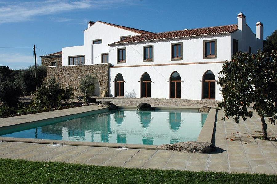 농장 / 목장 / 농장 용 매매 에 Situated on a hill with views to the south and wes Portalegre, 포르투갈