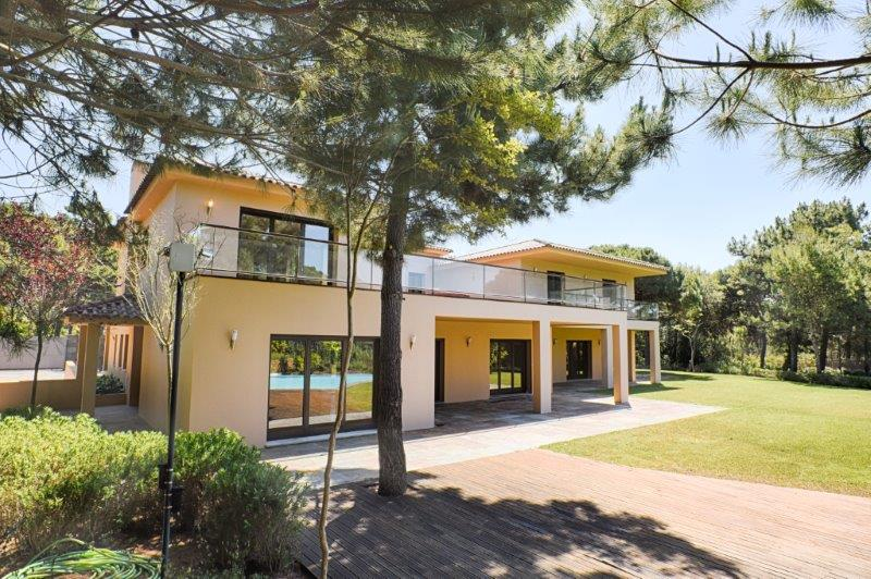 Villas / Townhouses for Sale at Fantastic recently built 5 + 4-bedroom villa with Cascais, Portugal