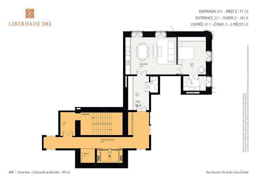 PF09026, Apartamento T1, Lisboa