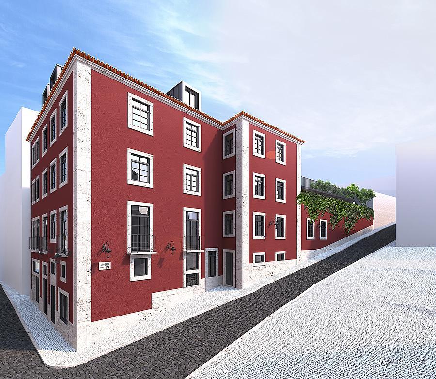 PF09077, Apartamento T2, Lisboa