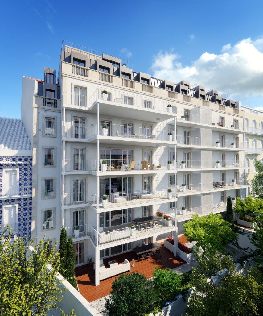 PF09804, Apartamento T1, Lisboa