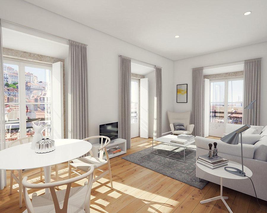 PF09941, Apartamento T1, Lisboa