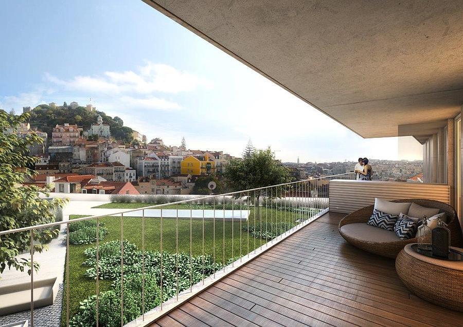 PF09951, Duplex T2, Lisboa