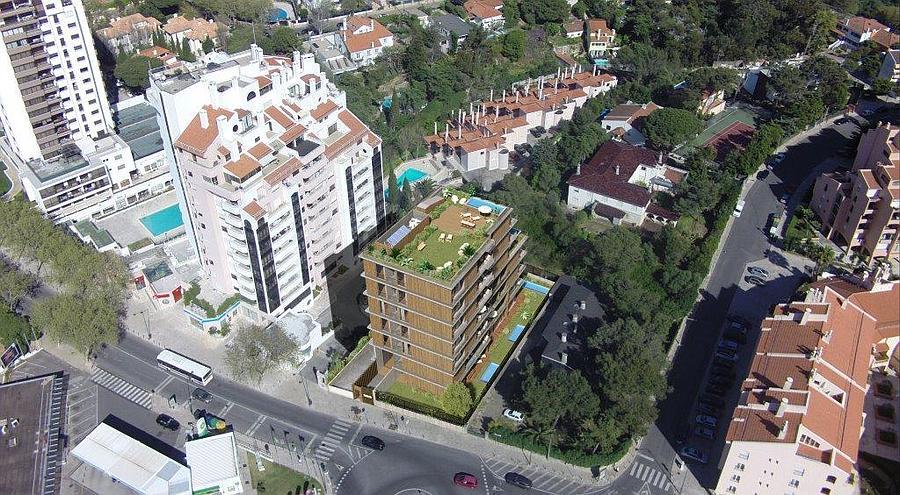 Appartement T3+1 avec piscine