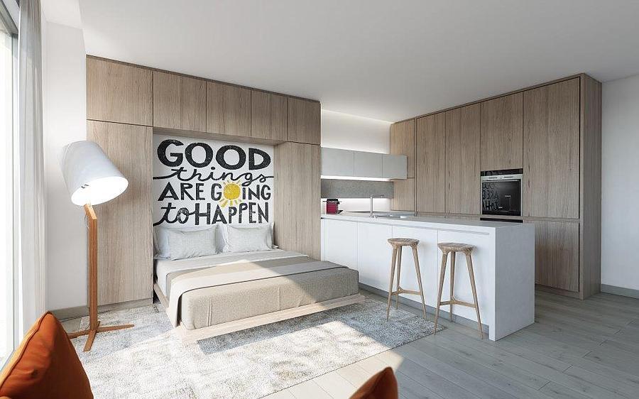 PF10823, Apartamento T0, Lisboa