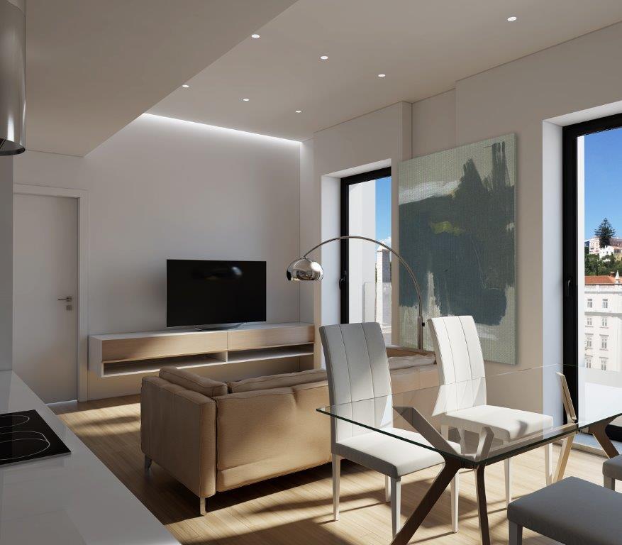 PF11266, Apartamento T1, Lisboa