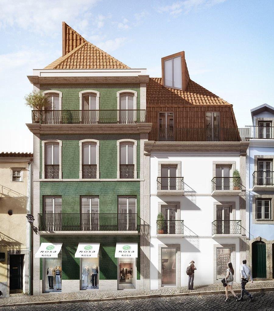 PF11367, Apartamento T1, Lisboa