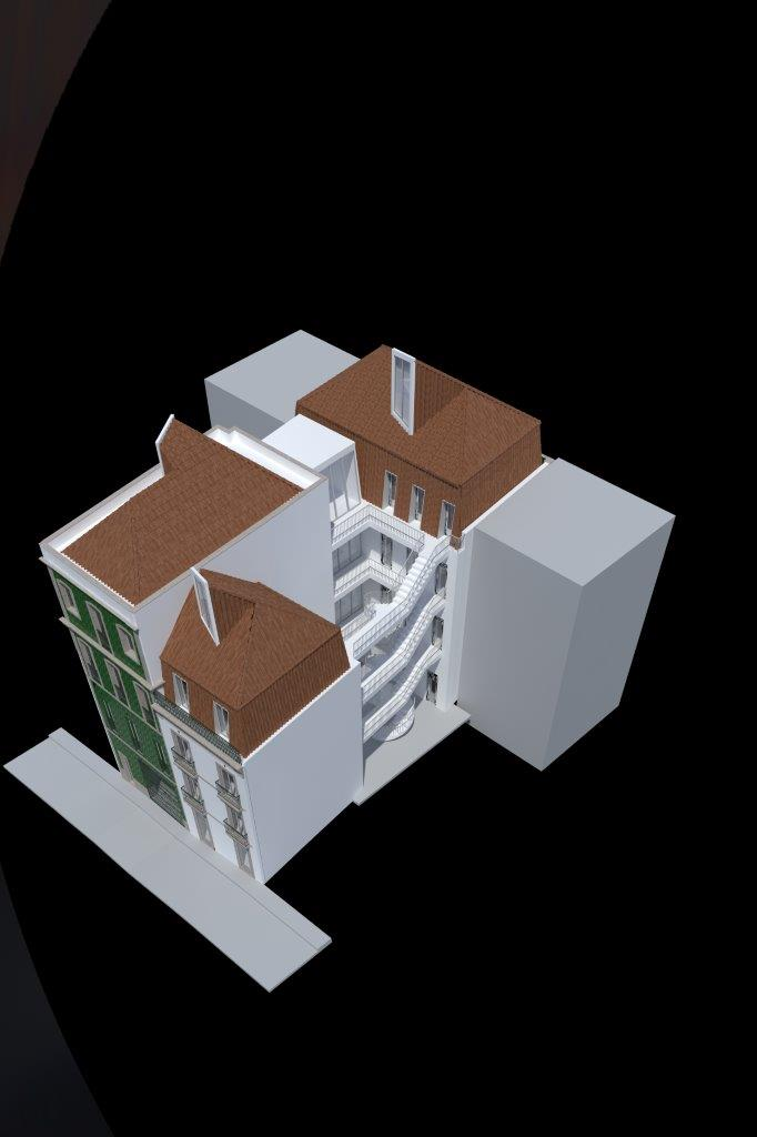 PF11371, Duplex T3, Lisboa