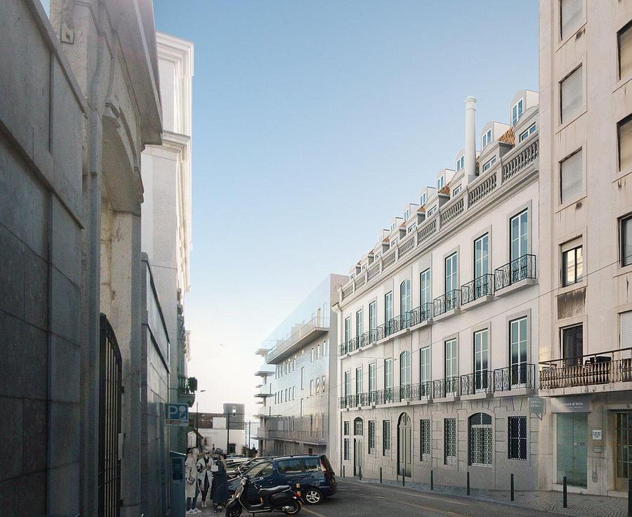 PF11615, Loft, Lisboa