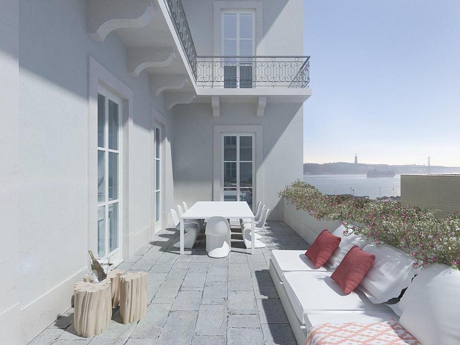 PF11637, Apartamento T3, Lisboa