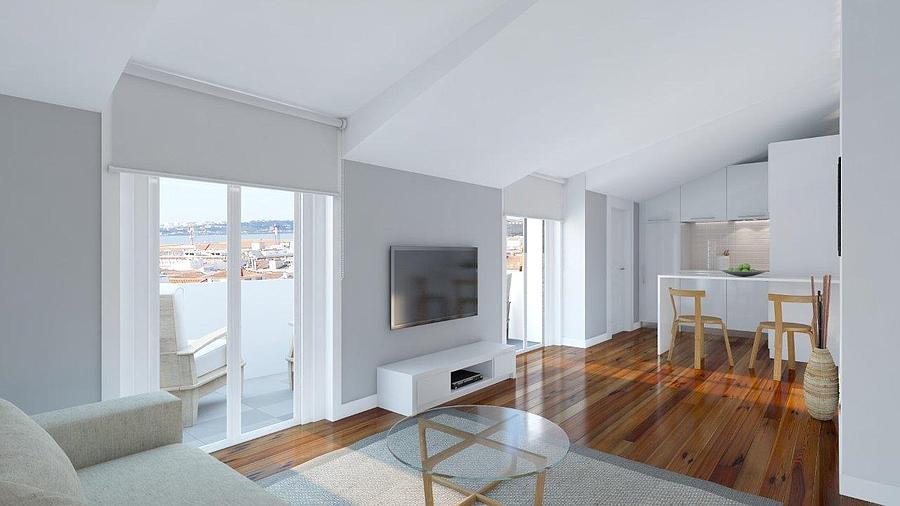 PF11815, Apartamento T2, Lisboa