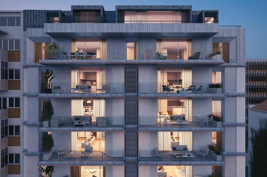 PF12313, Apartamento T3, Lisboa
