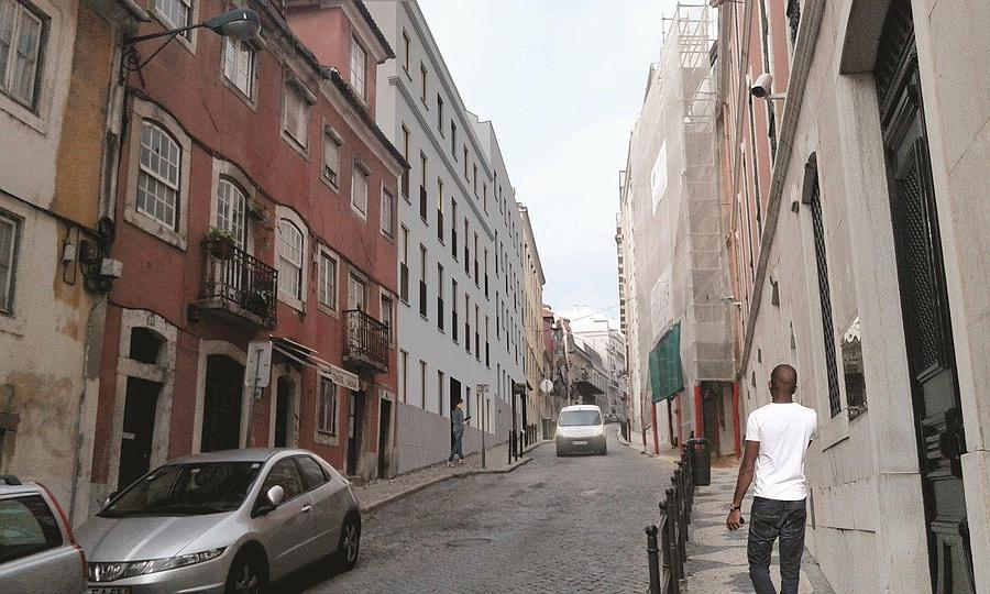 PF12347, Apartamento T1, Lisboa