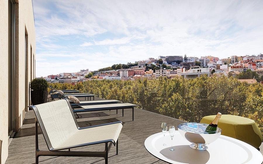 PF12431, Apartamento T3, Lisboa