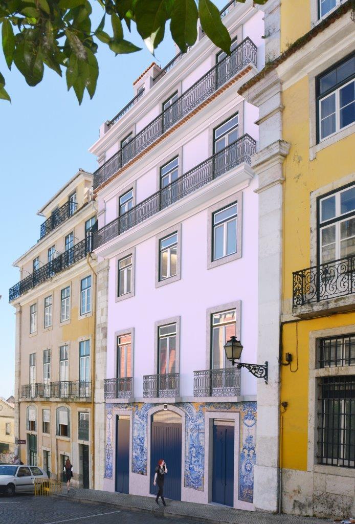 PF12650, Apartamento T2, Lisboa