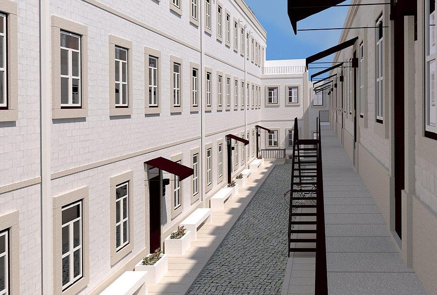 PF12685, Duplex T1 + 1, Lisboa