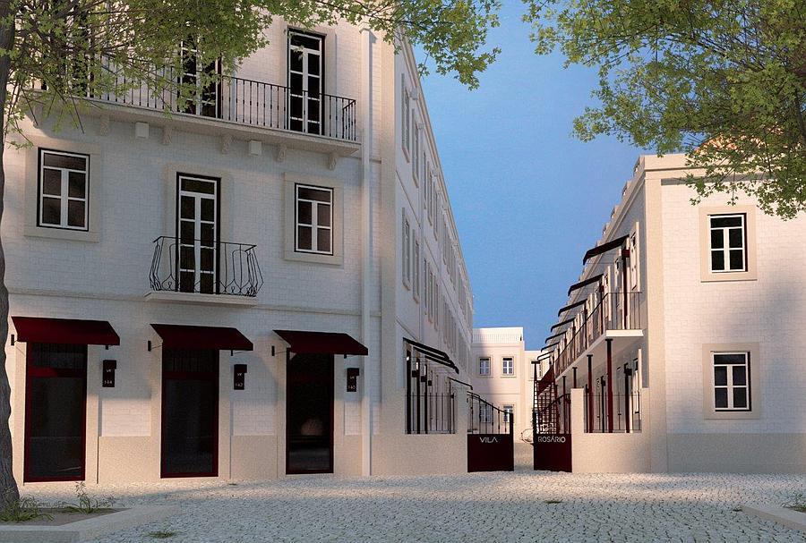 PF12702, Duplex T1 + 1, Lisboa
