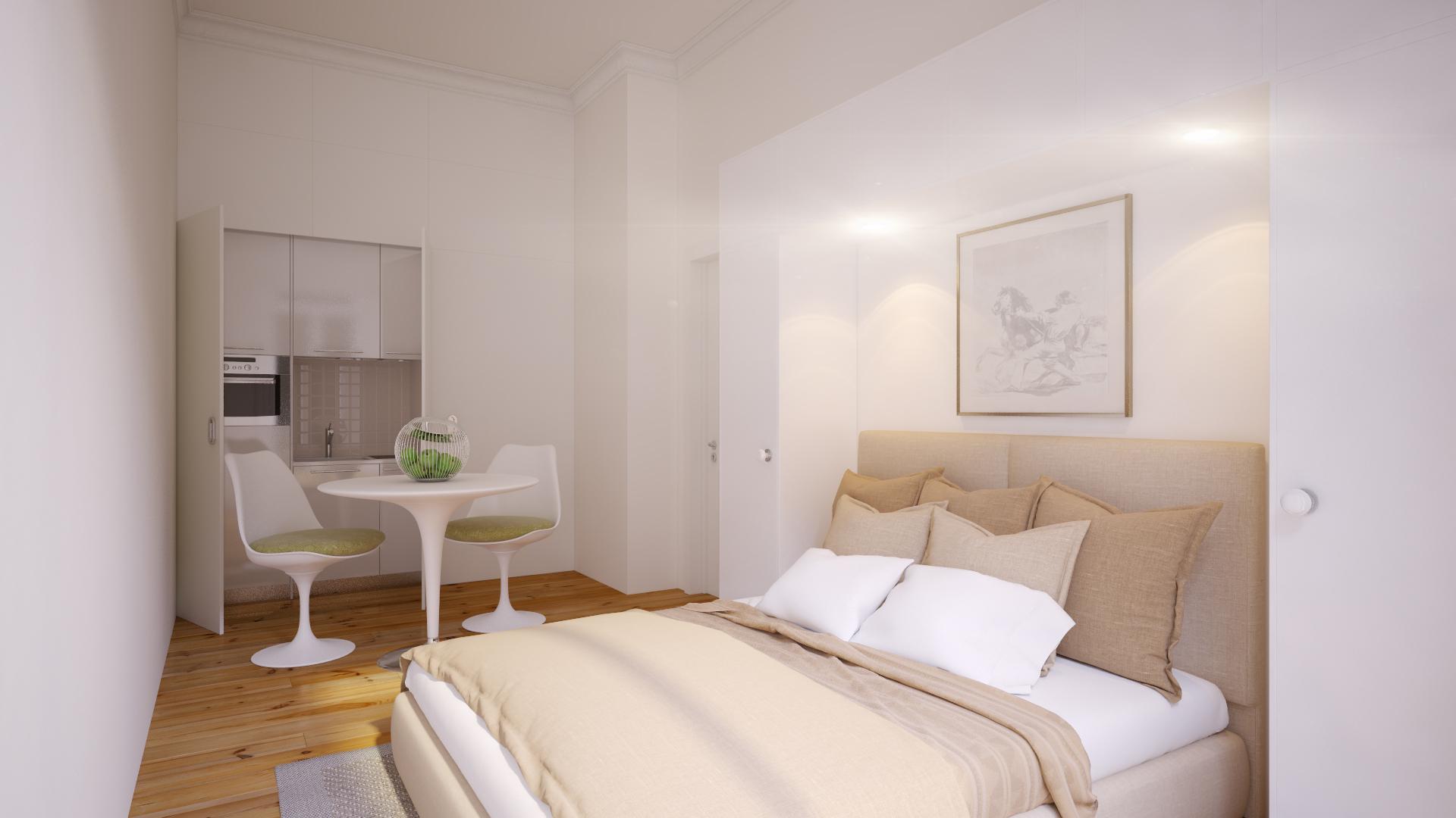 PF13480, Apartamento T0, Lisboa