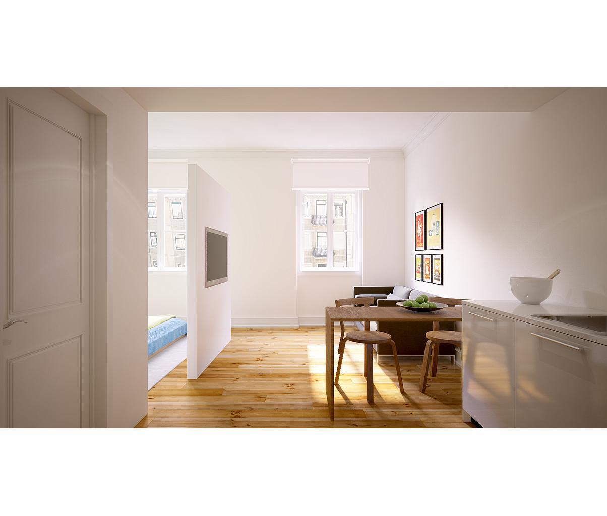 PF13495, Apartamento T0, Lisboa