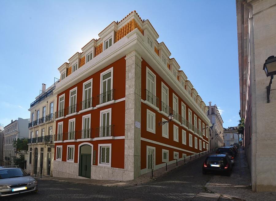PF13496, Apartamento T0, Lisboa