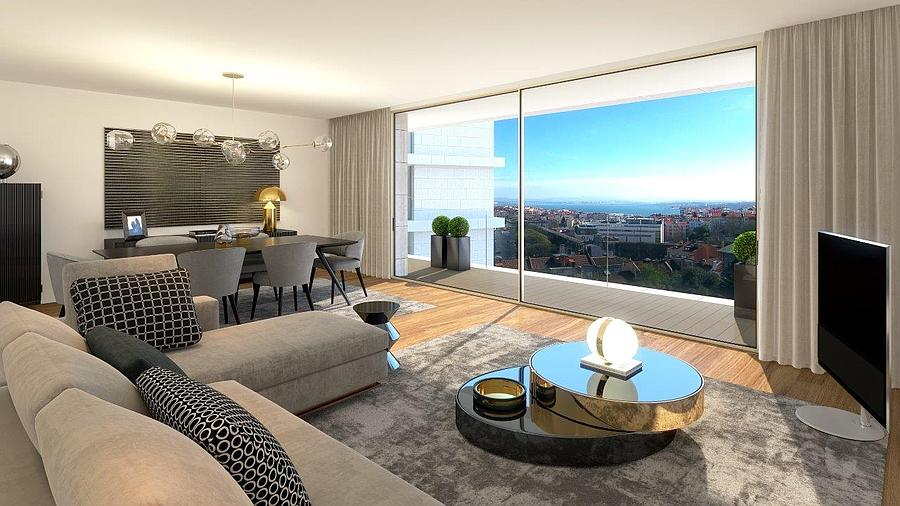 PF13738, Apartamento T5, Lisboa