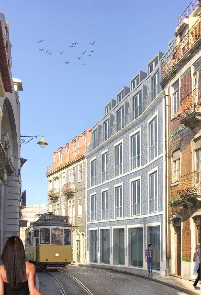 PF13814, Apartamento T0, Lisboa