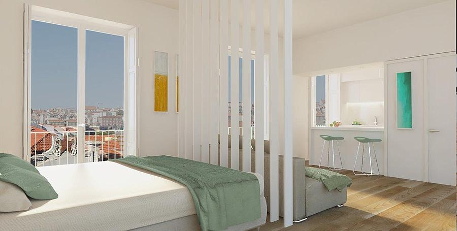 PF13820, Apartamento T1, Lisboa