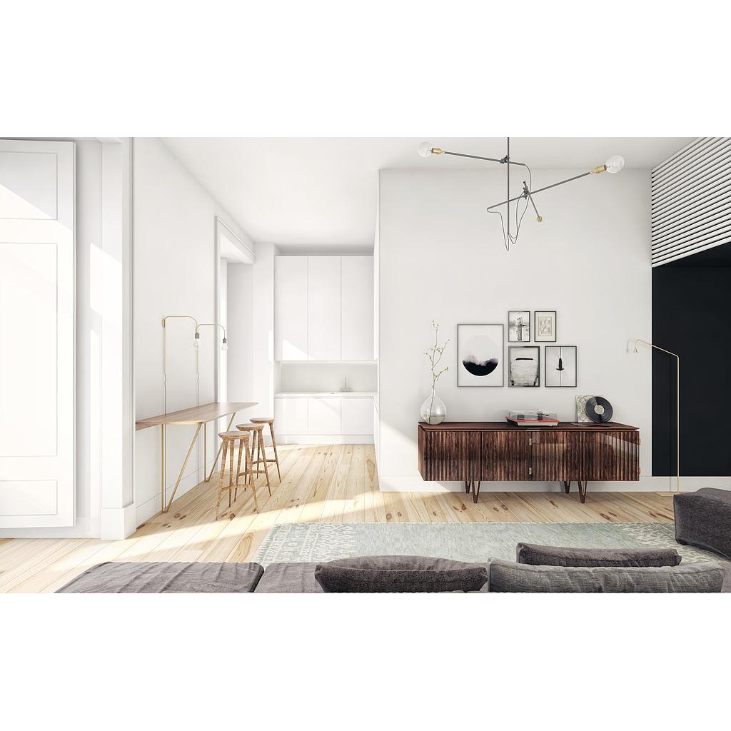 PF13994, Apartamento T1, Lisboa