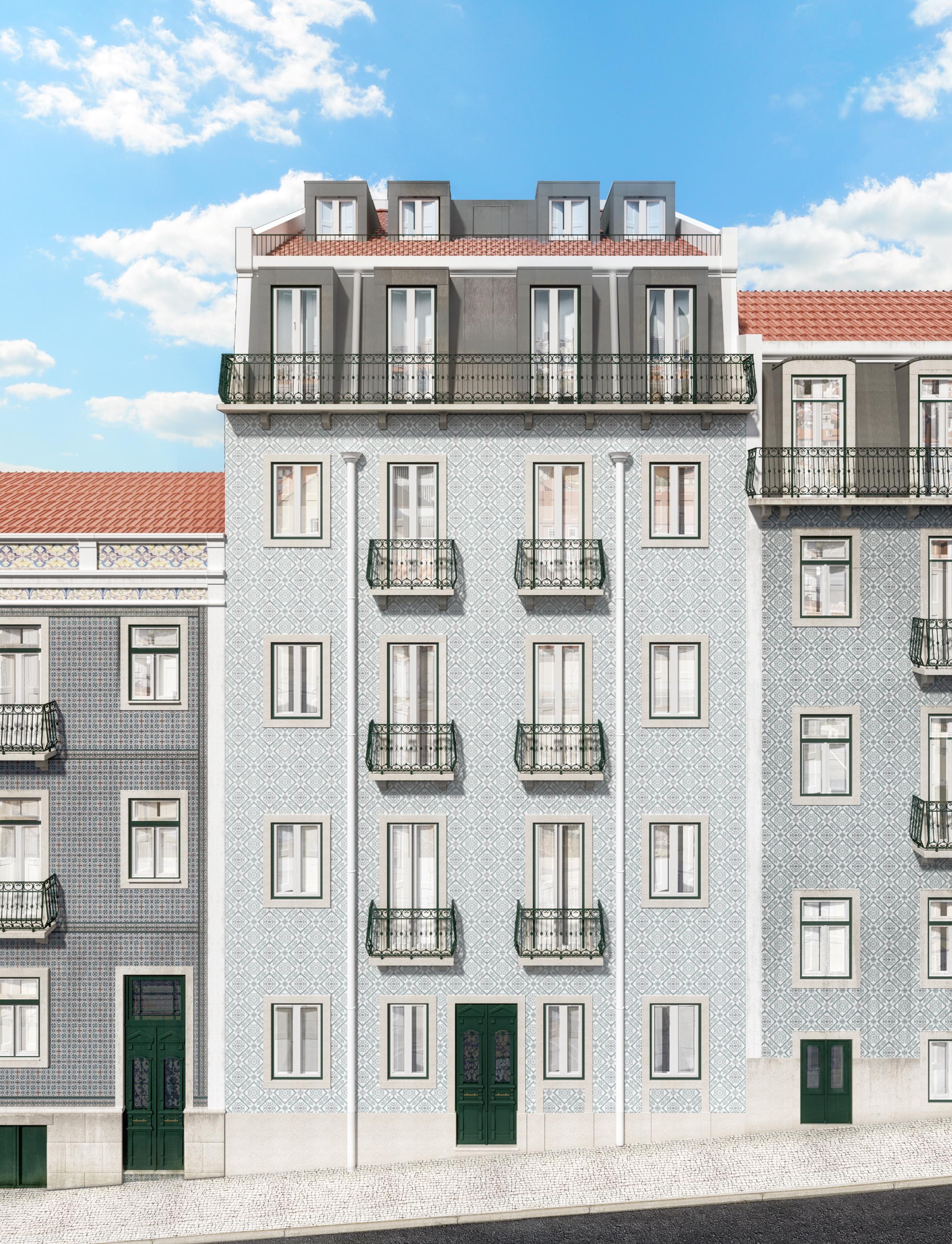 PF14497, Appartement T2, LISBOA