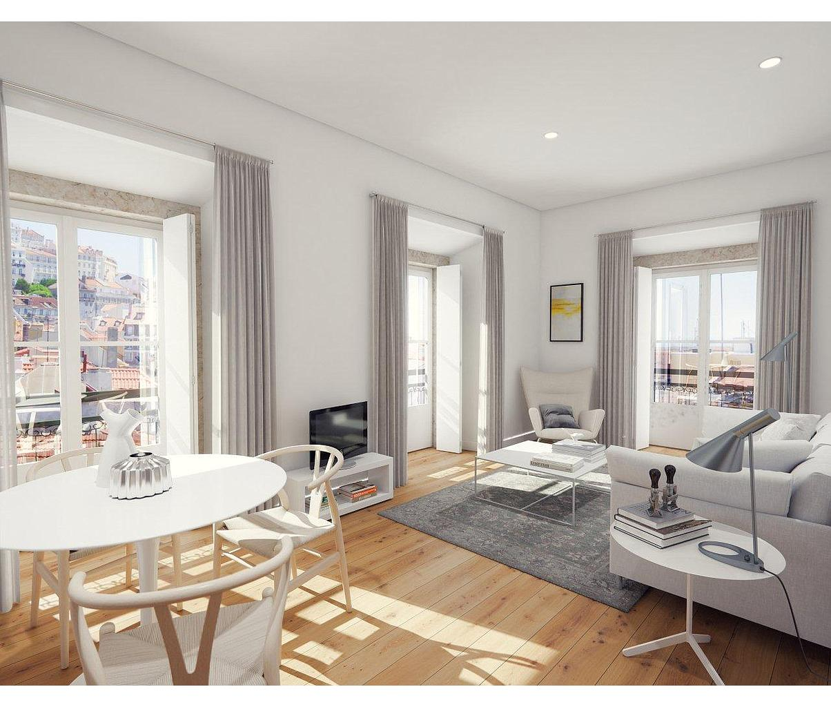 PF14519, Apartamento T1, Lisboa
