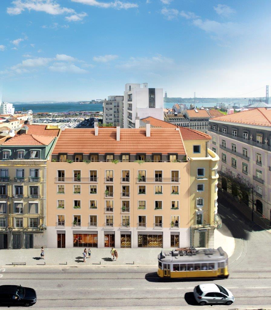 PF14932, Apartamento T3, Lisboa