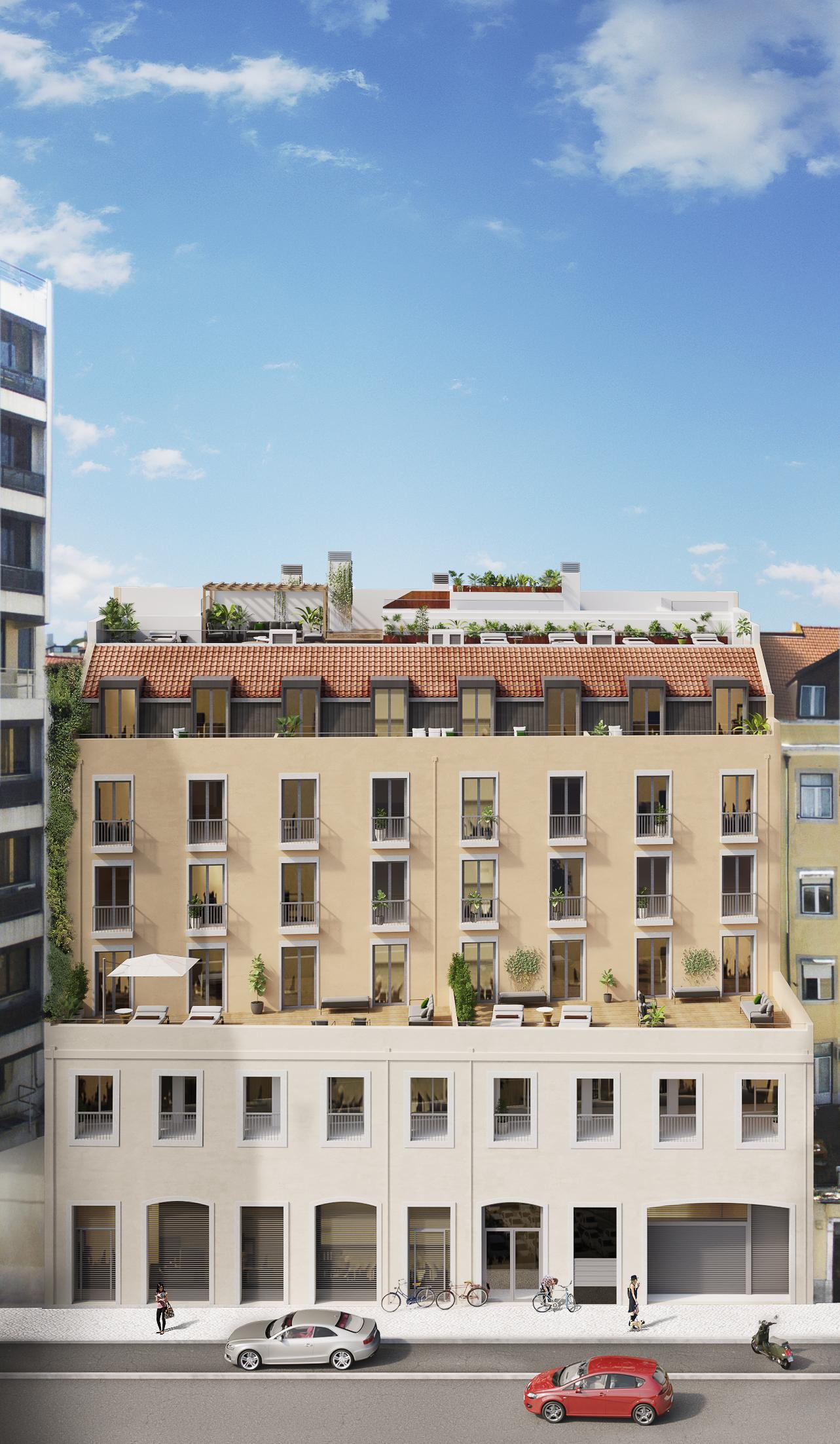 PF19229, Apartamento T0, Lisboa