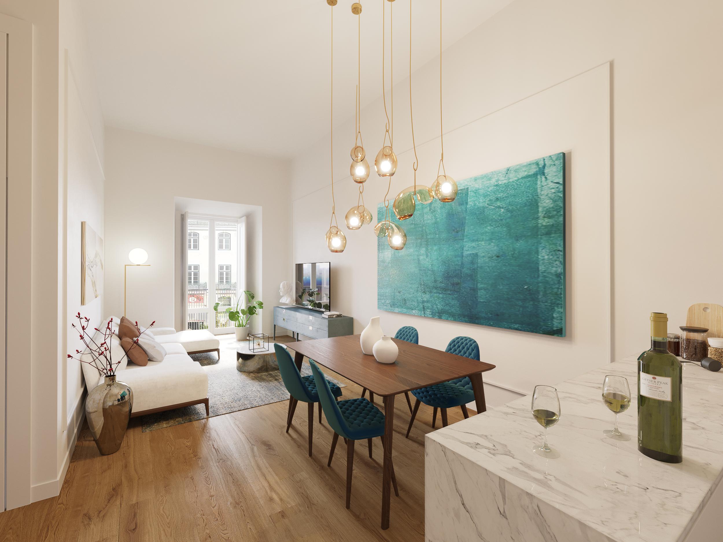 Apartamento T3 quadriplex novo