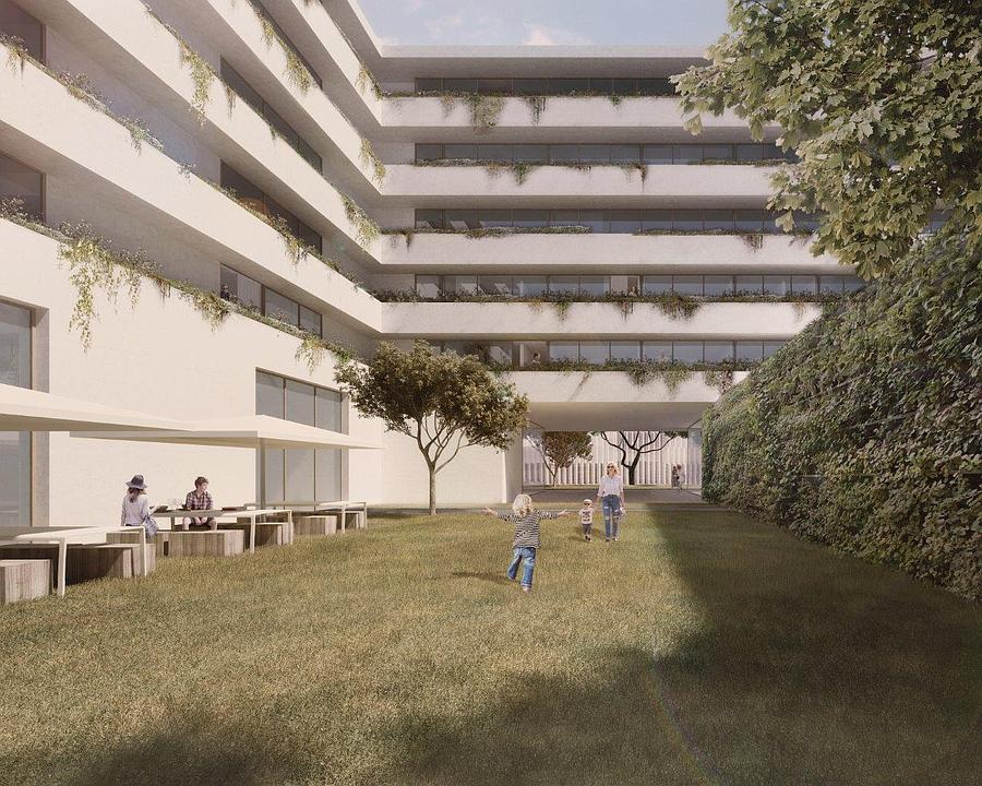 Apartamento T6 com piscina