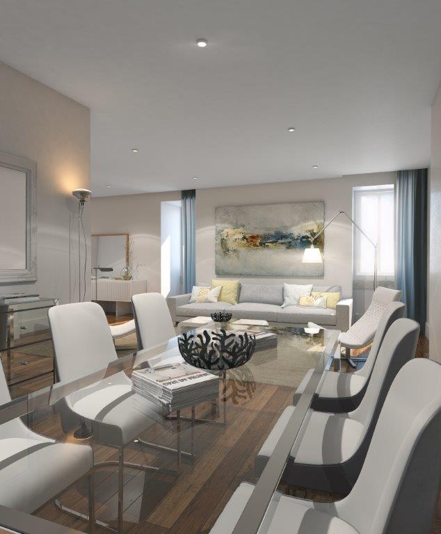 PF15384, Apartment T1, LISBOA
