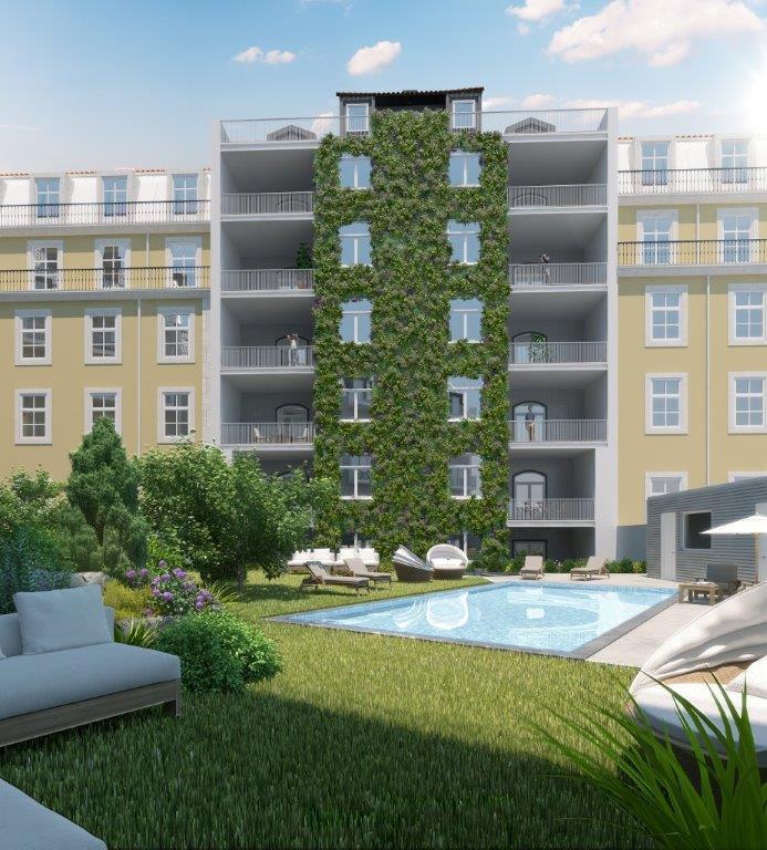PF15408, Apartment T2, LISBOA
