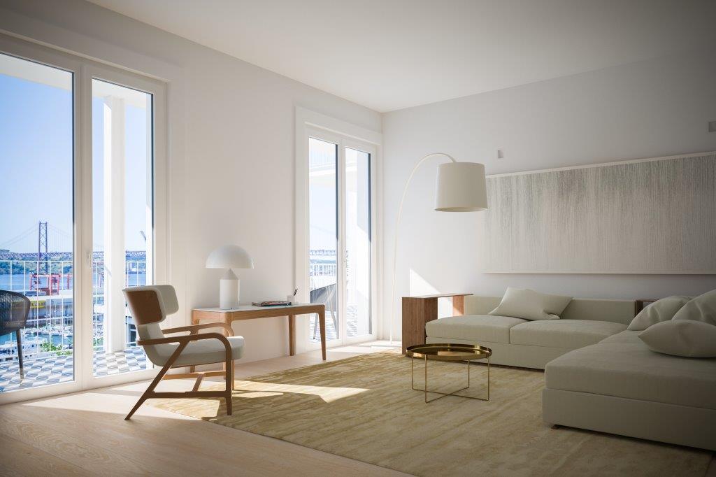 PF15427, Apartamento T3 + 1, Lisboa