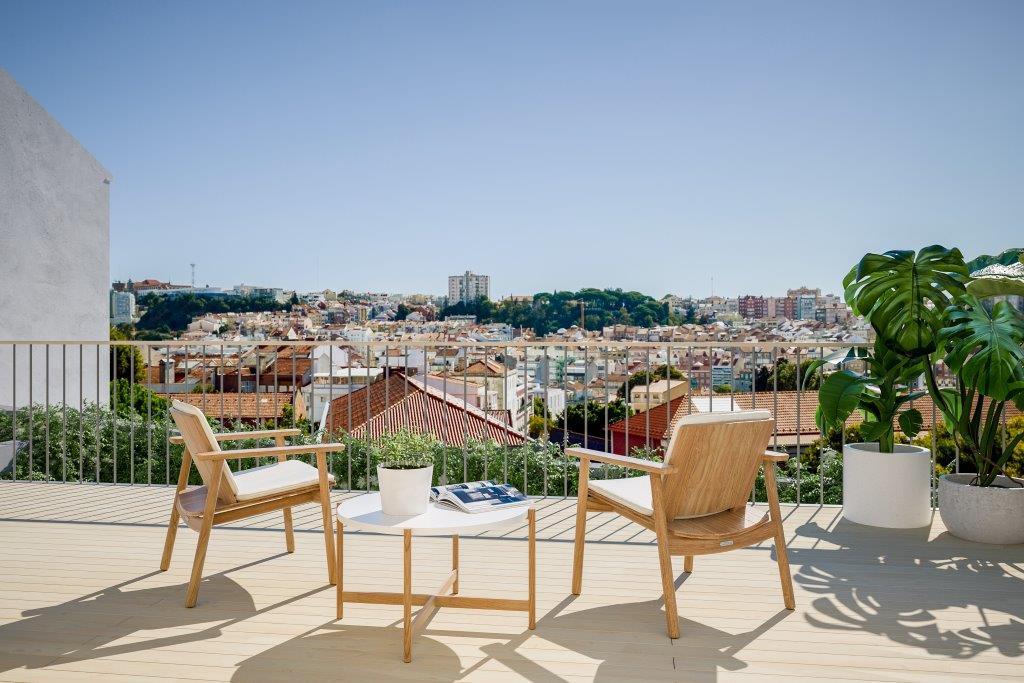 PF15529, Apartamento T3, Lisboa