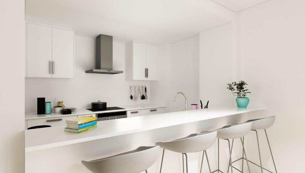 Apartamento T3 Bairro Alto